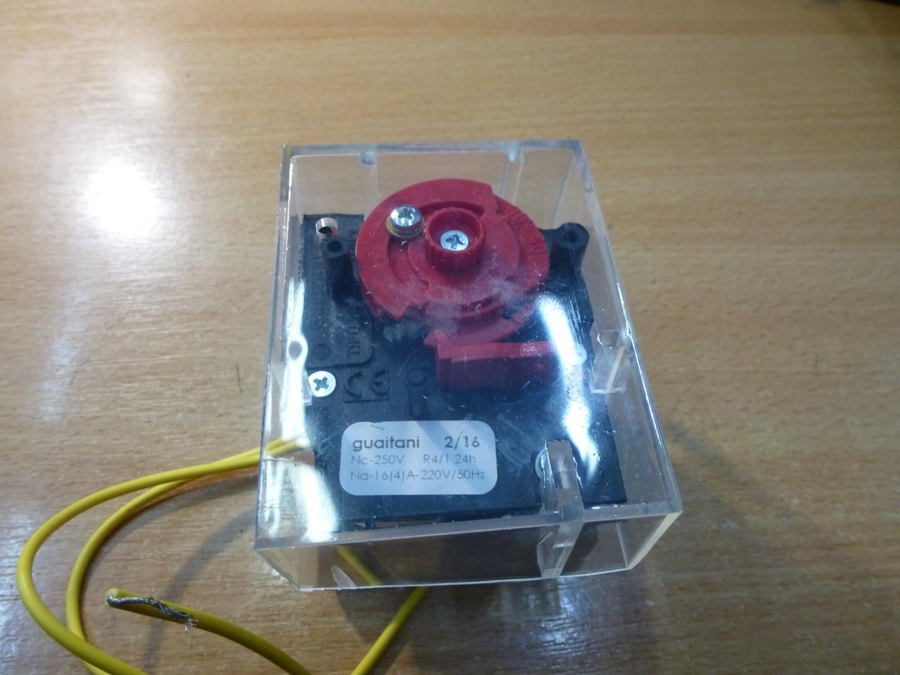Таймер GUAITANI  1 micro switch    cod 41 (TMP 000 UN)