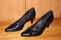 Туфли женские на каблучке модель Т1К9, фото 1