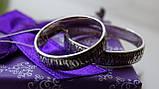 """Серебряные кольца """"Спаси и Сохрани"""", фото 4"""