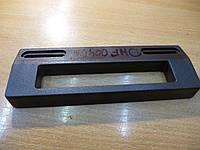 Ручка    пластмассовая универсальная коричневая  (крепление от 113 до 166 мм) DHF004UN