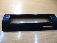 Ручка    пластмассовая универсальная черная  (крепление от 105до 160 мм) DHF001UN