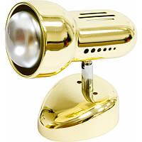 Светильник направленного света Feron 2905 RAD50 S 1xR50 Е-14 золото