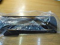 Ручка    пластмассовая универсальная коричневая  (крепление от 105до 160 мм) DHF002UN