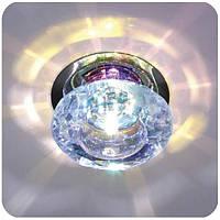 Светильник со светодиодами Feron 2822 80/S 20W G4 мультиколор