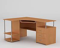 Компьютерный стол угловой СУ - 4  кромка АБС