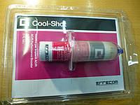 Наполнитель смазка Cool-Shot аэрозоль + гибкий адаптер  30мд (ACL502UN ) сиренивый
