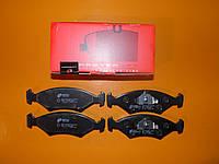 Тормозные колодки передние Remsa 0119.00 Ford fiesta escort orion sierra (ВЕНТ)