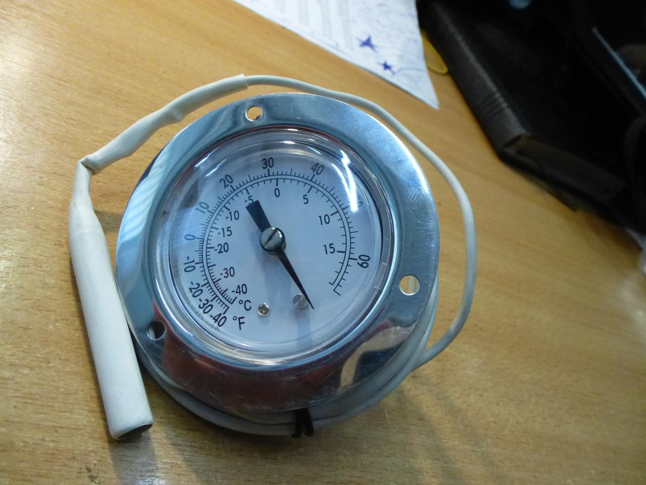 Термометр ТРМ КРУГЛЫЙ