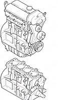 Двигун (1.25) для Форд