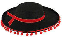 Шляпа Сомбреро Испания 170216-393