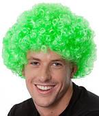 Парик клоуна (зеленый) 220216-088