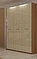 Шкаф 3Д Белла без зеркала MiroMark, фото 3