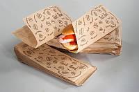 Упаковка для хот догов