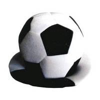 """Шляпа """"мяч"""" футбольного фаната, большой размер 170216-172"""