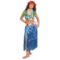 Юбка гавайская для танца Хула 80 010316-062