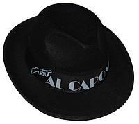 Шляпа гангстерская Al Capone 220216-021