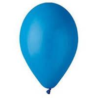 """Воздушный шар пастель голубой 12"""" 1102-0308"""