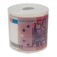 Туалетная бумага 500 Евро 110316-413