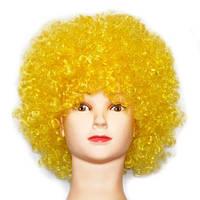 Парик клоуна (желтый) 220216-094