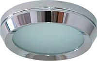 Светильник галогенный Feron 3402 DL209 MR16 матовый хром G5.3