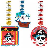 Подвесная декорация Пираты 1501-1137