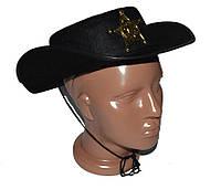 Шляпа Шериф детская 170216-346
