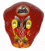 Маска змея красная (детская) 240216-499