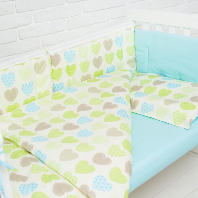 Наборы в детскую кроватку