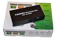 Конвертер преобразователь сигнала с AHD на HDMI
