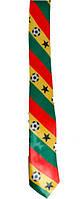 Галстук Флаг Эфиопии мячи 270216-340
