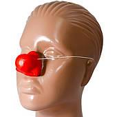 Нос Клоуна резиновый 030316-101