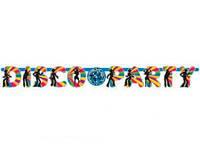Гирлянда-буквы ДИСКО Party 1401-0132