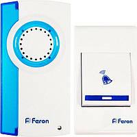 Звонок беспроводной дверной Feron 3669 E-221
