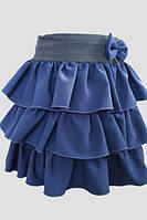 Шкільна спідниця для дівчинки: 0166