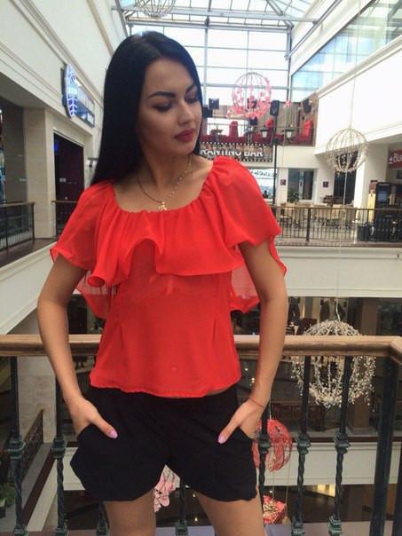 Купить красивую блузку на лето