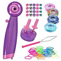 Прибор для автоматического украшения волос 2 в 1 плетение косичек и не только Оригинал из США