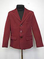 Пиджак бордовый Monaliza