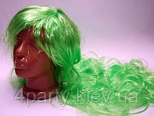 Парик мега-длинный 80 см (зеленый) 220216-158