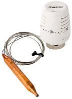 VT.5011.0.0  Термостатическая головка  с выносным погружным датчиком