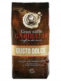 Кофе в зернах Garibaldi Gusto Dolce 1000г