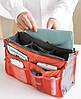 Органайзер в сумку Bag in bag  (бордовый), фото 4