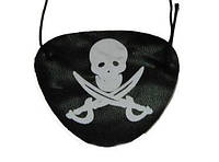 Повязка Пирата (дермантин) 020316-018