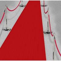 Красная дорожка 4,5х0,61м 1501-3266