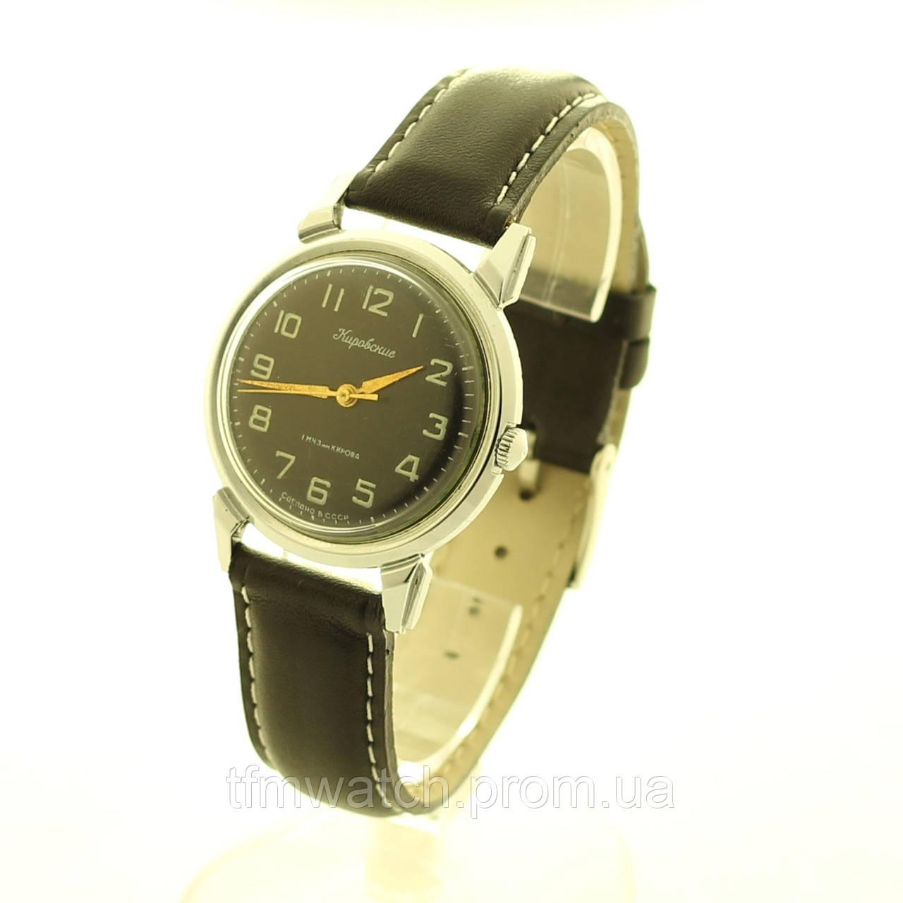 Кировские механические часы СССР