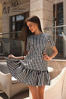 Платье женское.Материал: лён Размер: хс - м.Длина изделия: 82 см.Длина рукава: 20 см.AA 062
