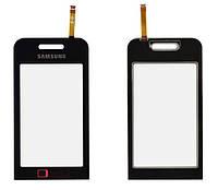 Тачскрин Samsung S5233 TV orig black i6220 TV