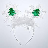 Антенки Снежинка (с елочкой) 250216-235