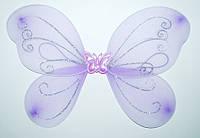 Крылья бабочки детские (Фиолетовые) 250216-054
