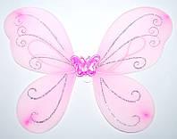 Крылья бабочки детские (Розовые) 250216-056