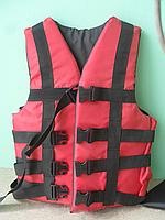 Жилет спасательный HAYPER усиленный (для спорта,охоты и рыбалки)